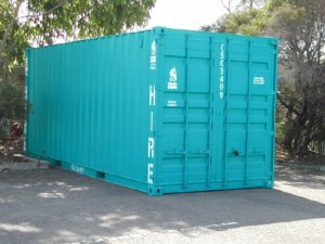 B++ container 20' pieds- 2