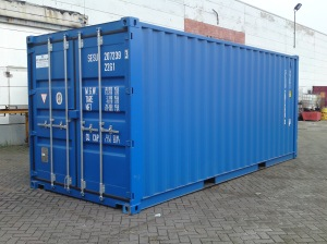 container neuf 20ft