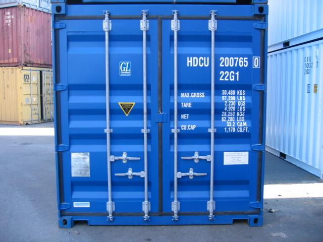 Container 20 container 20 conteneur 20 pieds for Le prix d un conteneur