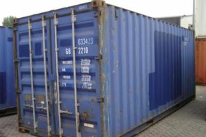 container 126