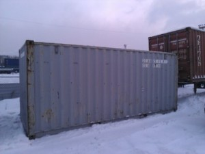 container 22
