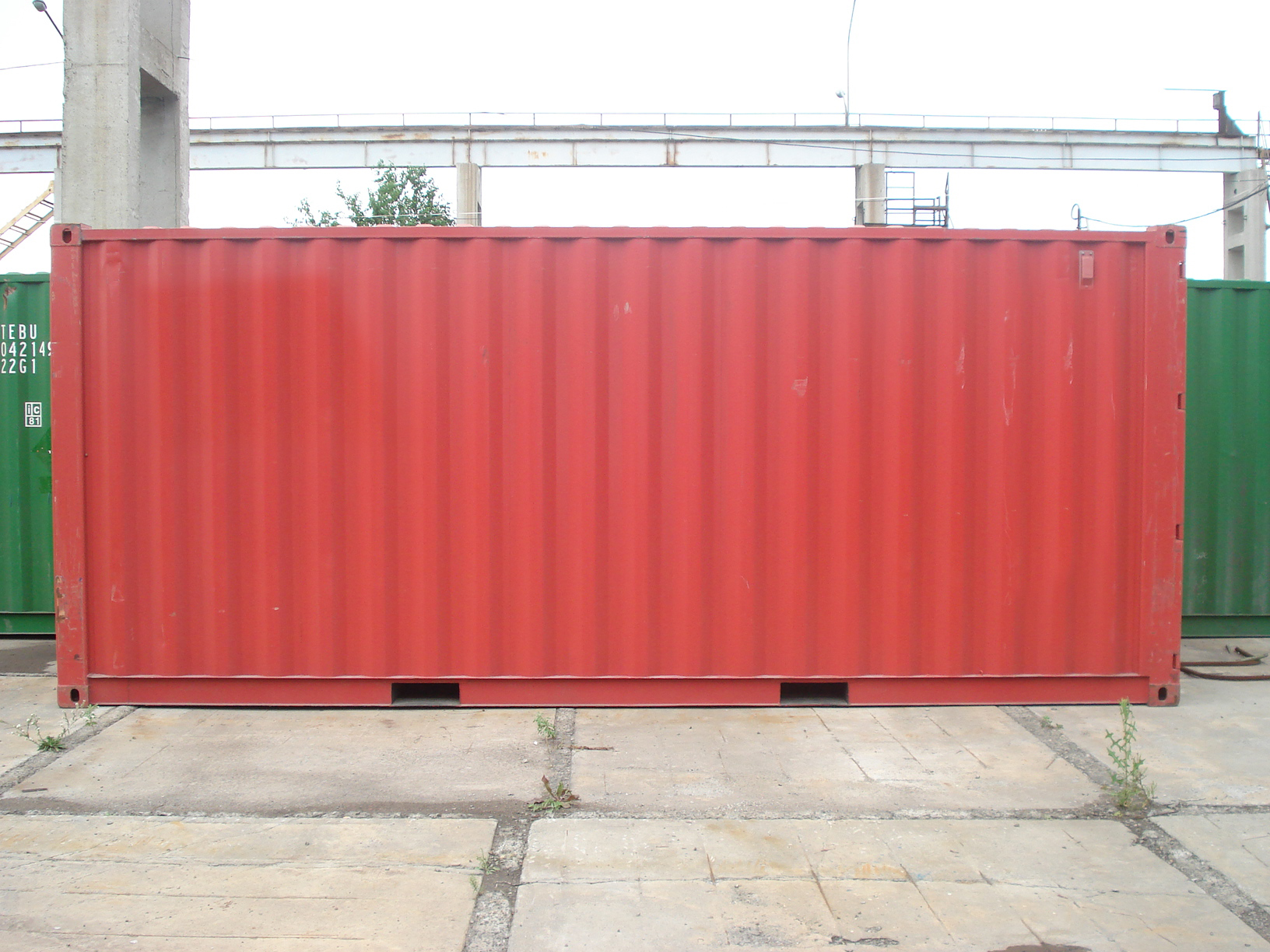 Prix des containers 20 pieds dry containers20ft for Prix de container